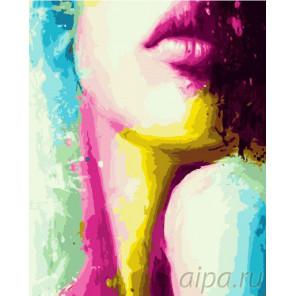 Разноцветное Раскраска картина по номерам на холсте GX23212