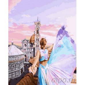 Следуй за мной.Флоренция Раскраска картина по номерам на холсте GX25420