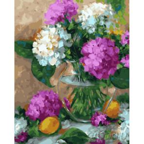 Сочетание цветов Раскраска картина по номерам на холсте GX26908