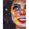 Белоснежная улыбка Раскраска картина по номерам на холсте GX26994