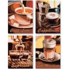 Кофе Раскраски по номерам акриловыми красками Schipper (Германия)