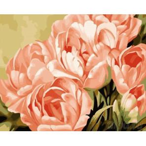 Рапсодия Раскраска картина по номерам на холсте GX7268