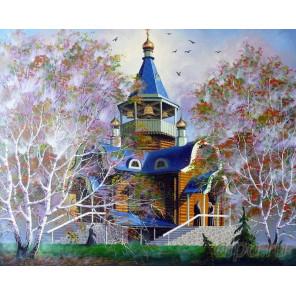 Храм Раскраска картина по номерам на холсте GX26634