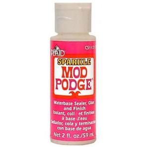 Сверкающий Лак герметик клей для декупажа 11217 Mod Podge Plaid