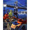 Морская прогулка Раскраска картина по номерам на холсте GX24400