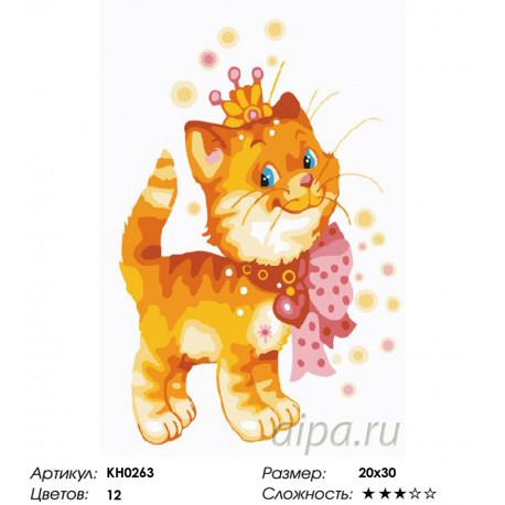 Количество цветов и сложность Королева красоты Раскраска по номерам на холсте Molly KH0263