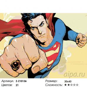 Раскладка Секрет силы Раскраска по номерам на холсте Живопись по номерам Z-Z10136
