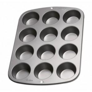 12 кексов Металлическая форма для выпечки Верный рецепт Wilton ( Вилтон )