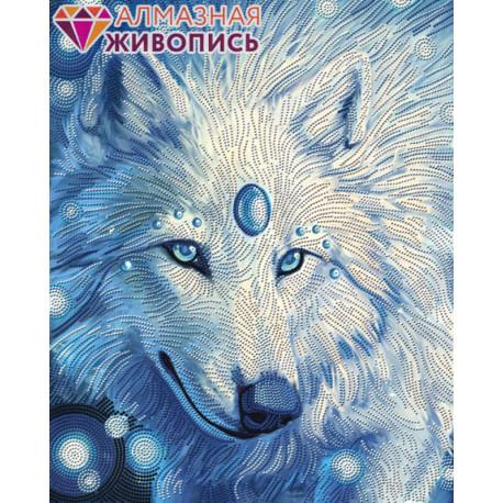 Король севера Алмазная вышивка мозаика АЖ-3022