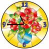 Маки Набор для создания витражных часов Color Kit