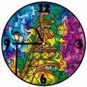 Париж Набор для создания витражных часов Color Kit