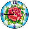 Цвет розы Набор для создания витражных часов Color Kit