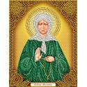 Икона Матрона Московская Алмазная вышивка мозаика