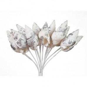Ракушки серебряные Украшения для скрапбукинга, кардмейкинга Scrapberry's