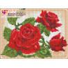 Молодая роза Алмазная вышивка мозаика АЖ-1446