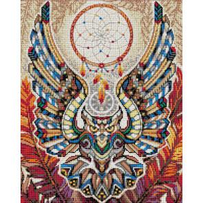 Ловец снов Алмазная вышивка мозаика АЖ-1594